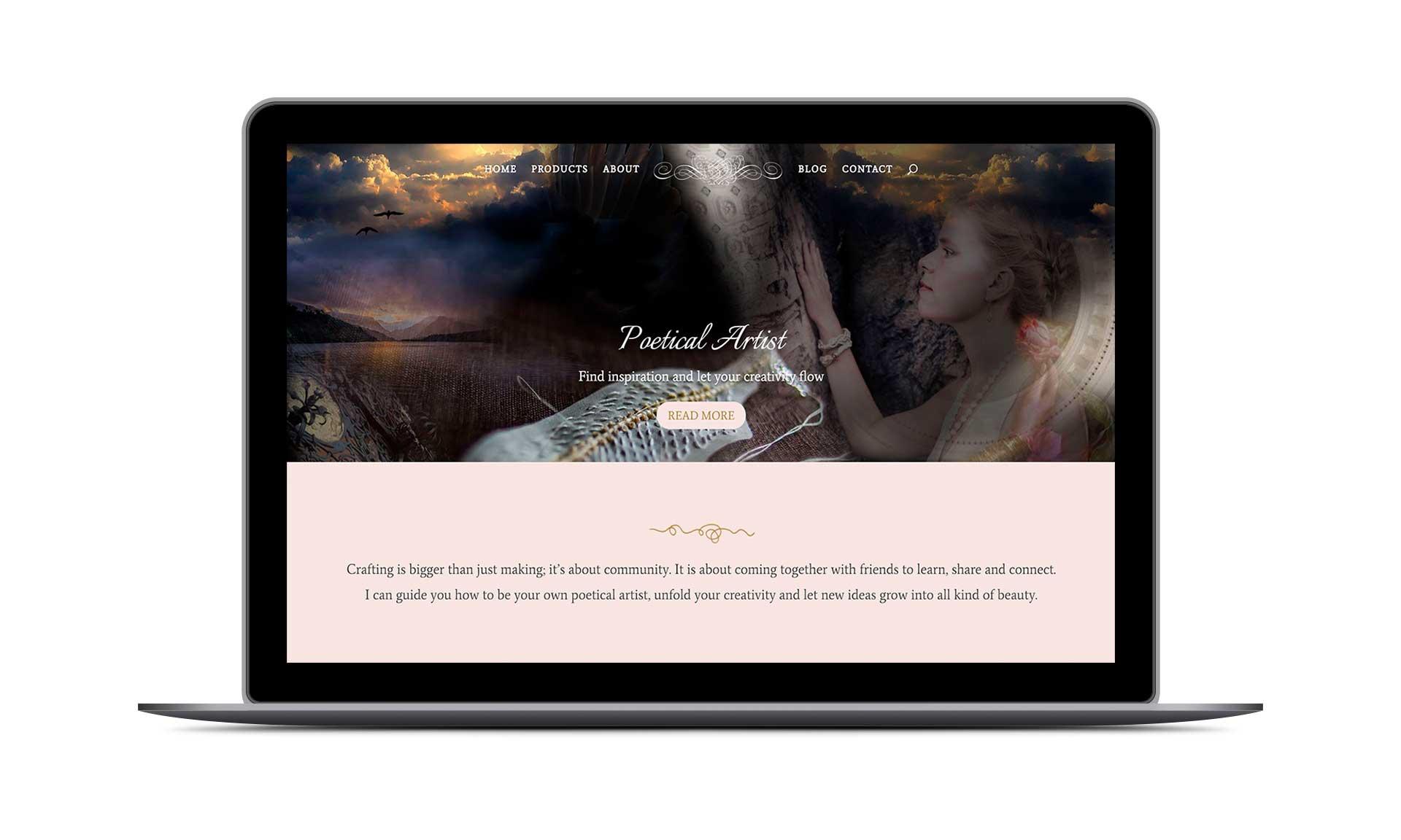 Feminin hjemmeside